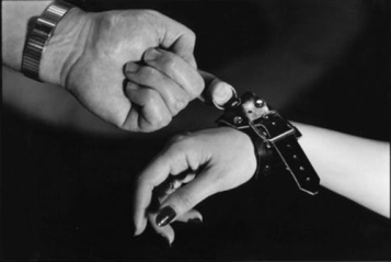 cuffed wrist