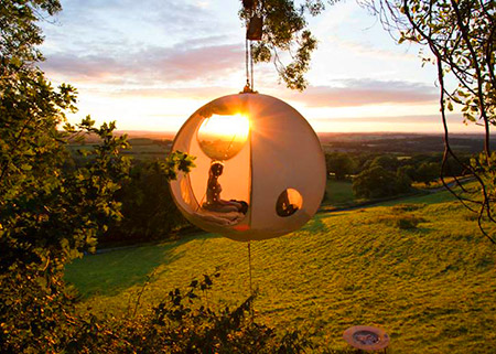 sphere-tent
